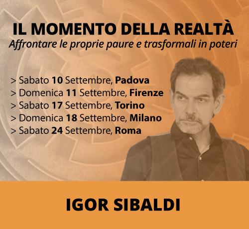 Igor Sibaldi - Il momento della realtà