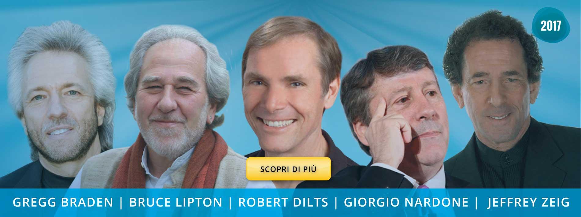 Life Strategies | Gregg Braden Bruce Lipton Robert Dilts Giorgio Nardone Jeffrey Zeig