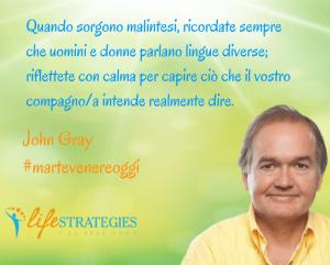 John Gray per la prima volta a Milano! Scopri come partecipare all'esclusivo evento Marte e Venere oggi: istruzioni per l'uso!