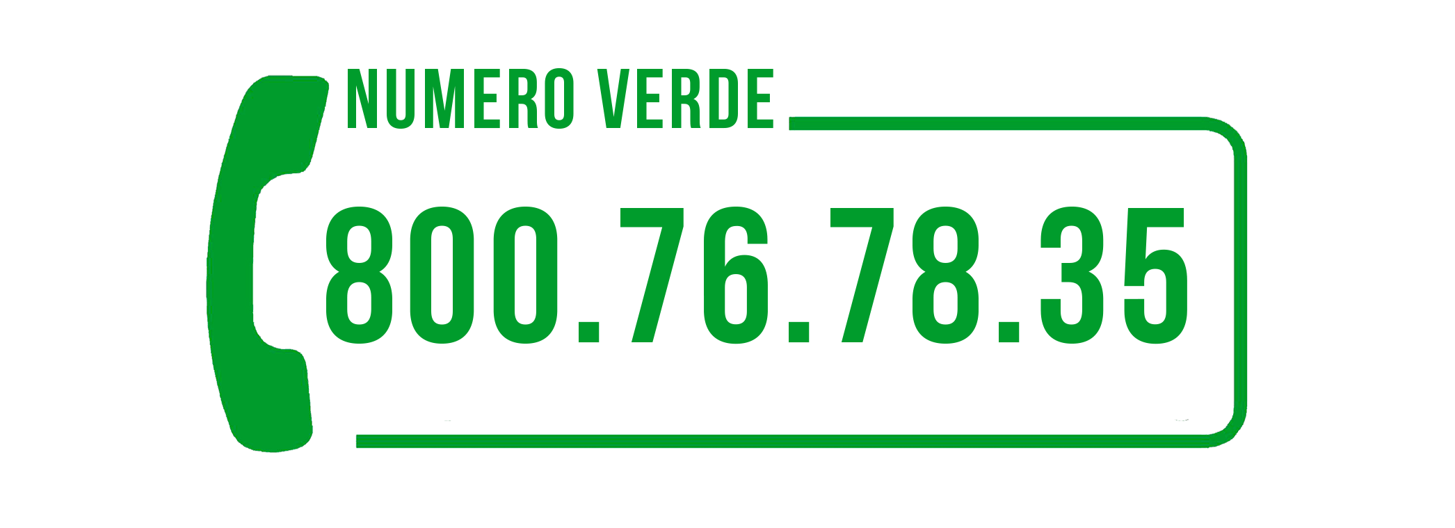 numero verde 800767835