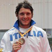 Aldo Montano, Campione Italiano di Scherma