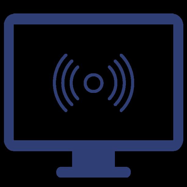 icona streaming