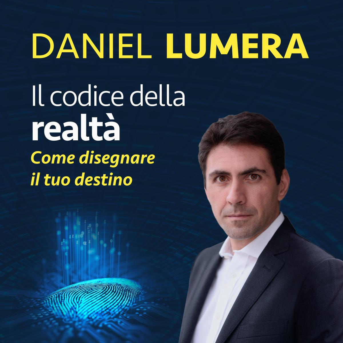Daniel Lumera - Il codice della Realtà
