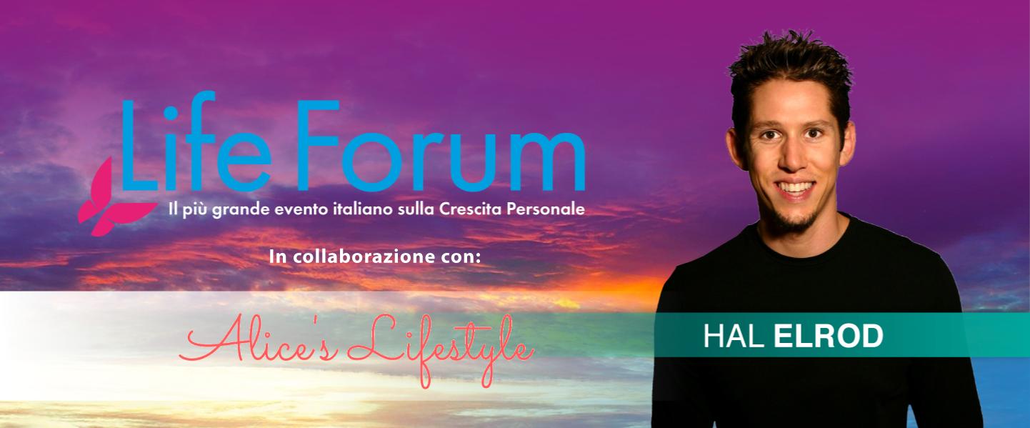 Hal Elrod - Life Forum