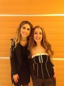 Sara Pagnanelli e Simona Atzori