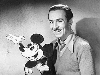 Walt Disney e Topolino©