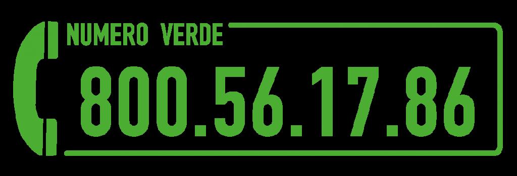 800561786 Numero Verdre