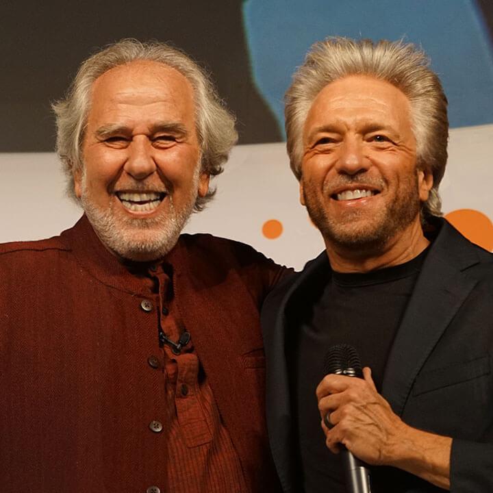 Bruce Lipton e Gregg Braden