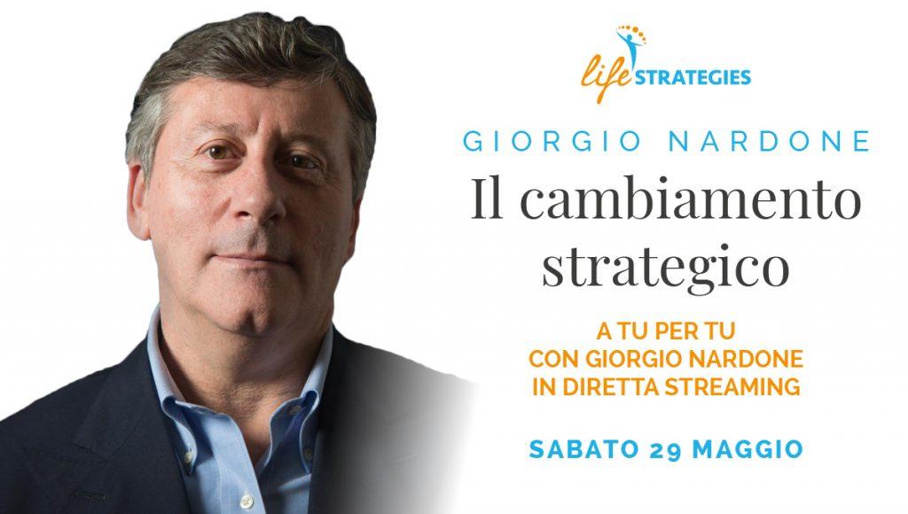 Giorgio Nardone Il Cambiamento Strategico