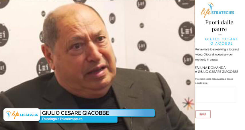 Giulio Cesare Giacobbe anteprima diretta